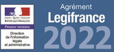agrement legifrance